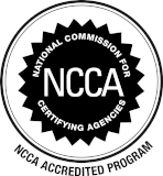 NCCA Accredication Program badge